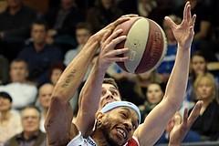 Basketball ABL 2015/16 Grunddurchgang 24.Runde Kapfenberg Bulls vs BC Vienna
