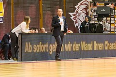 Basketball, ABL 2016/17, All Star Day 2017, Team Austria, Team International, Bernd Wimmer - Headcoach Team Austria