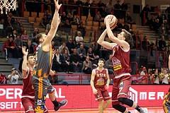 25.01.2018 Basketball ABL 2017/18 Grunddurchgang 20. Runde Traiskirchen Lions vs bk Dukes Klosterneuburg