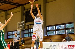 Basketball, 2.Bundesliga, Grunddurchgang 6.Runde, Mattersburg Rocks, Dornbirn Lions, Jan Nicoli (3)