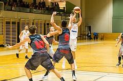 Basketball, 2.Bundesliga, Grunddurchgang 4.Runde, Mattersburg Rocks, Villach Raiders, Dragisa NAJDANOVIC (5)