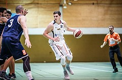 Basketball, 2.Bundesliga, Grunddurchgang 2.Runde, BBC Nord Dragonz, Jennersdorf Blackbirds,