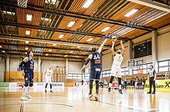 Basketball, Basketball Zweite Liga, Playoff: Viertelfinale 3. Spiel, Mattersburg Rocks, BBC Nord Dragonz, Gary WARE (14)