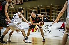 Basketball, 2.Bundesliga, Grunddurchgang 5.Runde, Mattersburg Rocks, Mistelbach Mustangs, Stefan Obermann (12)