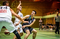 Basketball, Basketball Zweite Liga, Grunddurchgang 1.Runde, COLDA MARIS BBC Nord Dragonz, Swarco Raiders Tirol, Nemanja Markovic (5)