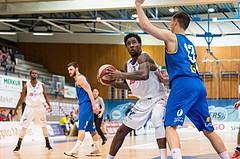Basketball, ABL 2016/17, CUP VF, Oberwart Gunners, UBSC Graz, Jamari Traylor (9), Drago Brcina (13)