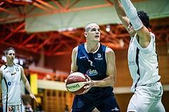 Basketball, 2.Bundesliga, Grunddurchgang 2.Runde, BBC Nord Dragonz, Jennersdorf Blackbirds, Attila Hegedues (3)