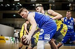 Basketball, ABL 2018/19, Grunddurchgang 36.Runde, UBSC Graz, Oberwart Gunners, Dominik Simmel (8)