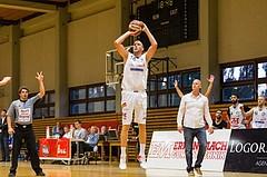 Basketball, 2.Bundesliga, Grunddurchgang 2.Runde, Mattersburg Rocks, Vienna DC Timberwolves, Corey HALLETT (16)