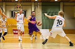 Basketball, 2.Bundesliga, Grunddurchgang 2.Runde, Mattersburg Rocks, Vienna DC Timberwolves, Petar Cosic (4)
