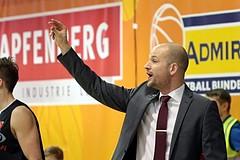 04.01.2018 Basletball ABL 2017/18 Grunddurchgang 16.Runde Kapfenberg Bulls vs Flyers Wels