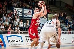 Basketball, ABL 2018/19, Grunddurchgang 1.Runde, Oberwart Gunners, BC Vienna, Paul Radakovics (9)