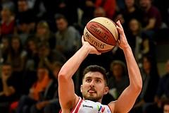 Basketball ABL 2018/19 Grunddurchgang 08. Runde Flyers Wels vs Vienna D.C. Timberwolves