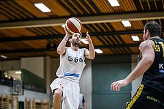 Basketball, Basketball Zweite Liga, Grunddurchgang 3.Runde, Mattersburg Rocks, Fürstenfeld Panthers, Jan NICOLI (6)