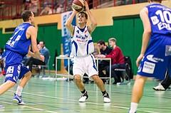 Basketball, ABL 2016/17, CUP 2.Runde, Blue Devils Wr. Neustadt, Oberwart Gunners, Attila Völgyes (4)
