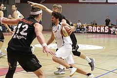 Basketball 2.Bundesliga 2018/19 Grunddurchgang 1.Runde  Jennersdorf Blackbirds vs Mattersburg Rocks
