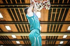Basketball, 2.Bundesliga, Grunddurchgang 2.Runde, Mattersburg Rocks, KOS Celovec, Jan Razdevsek (4)