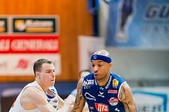 Basketball ABL 2015/16 Grunddurchgang 9.Runde Oberwart Gunners vs. Kapfenberg Bulls