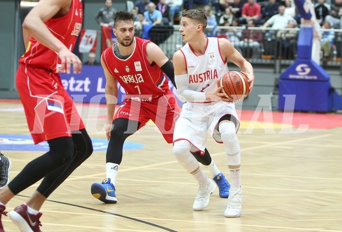 Basketball FIBA Basketball World Cup 2019 European Qualifiers,  First Round Austria vs. Serbia
