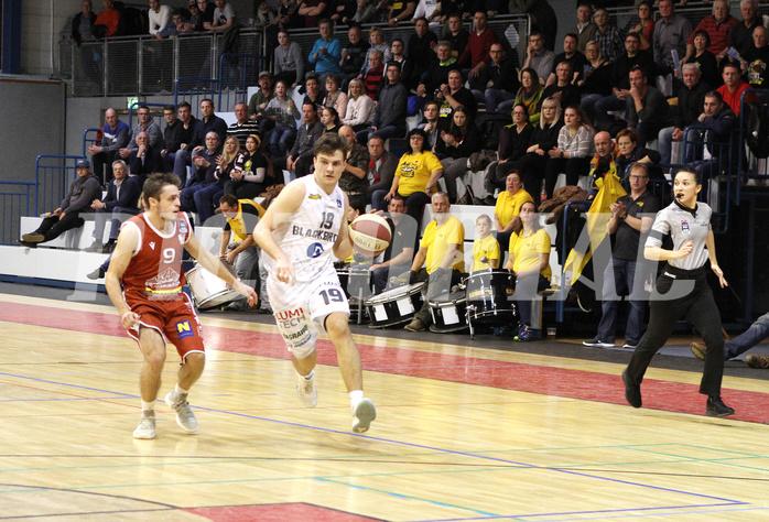 Basketball CUP 2019/20 Achtelfinale   Güssing/Jennersdorf Blackbirds vs Traiskirchen Lions