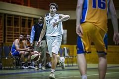 Basketball, 2.Bundesliga, Grunddurchgang 5.Runde, Mattersburg Rocks, Mistelbach Mustangs, Ognjen Drljaca (4)