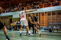 Basketball, Basketball Austria Cup, 1.Runde, BBC Nord Dragonz, Wörthersee Piraten, Lukas Simoner (7)