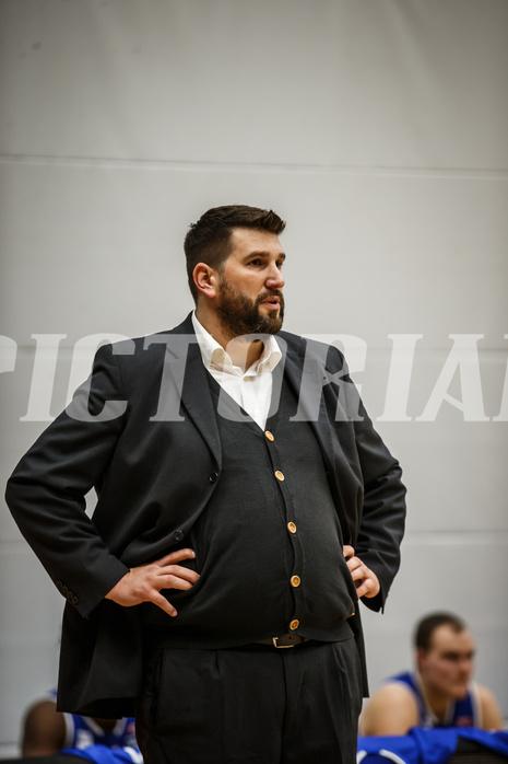 Basketball, bet-at-home Basketball Superliga 2020/21, Grunddurchgang 3. Runde, UBSC Graz, Oberwart Gunners, Horst Leitner (Coach)