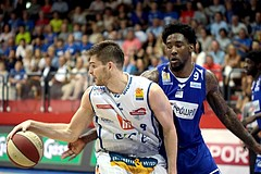 05.06.2017 Basketball ABL 2016/17 Playoff Finale Spiel 4 Kapfenberg Bulls vs Oberwart Gunners