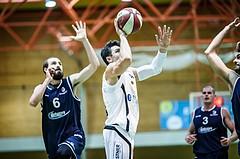 Basketball, 2.Bundesliga, Grunddurchgang 2.Runde, BBC Nord Dragonz, Jennersdorf Blackbirds, Christoph Astl (14)
