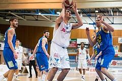 Basketball, ABL 2016/17, CUP VF, Oberwart Gunners, UBSC Graz, Benjamin Blazevic (12)