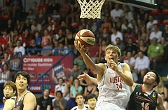 Basketball ÖBV Nationalteam Herrn Team Austria vs. Team Japan