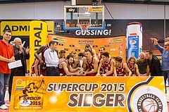 Basketball ABL 2015/16 Supercup 2015 G