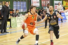 Basketball ABL 2016/17 Grunddurchgang 11.Runde Fürstenfeld Panthers vs Traiskirchen Lions