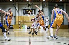 Basketball, 2.Bundesliga, Grunddurchgang 4.Runde, Mattersburg Rocks, BBU Salzburg, Claudio VANCURA (10)