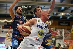Basketball ABL 2017/18, Playoff Finale Spiel 6 Gmunden Swans vs. Kapfenberg Bulls