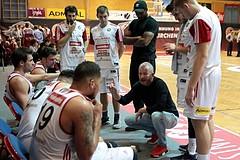 11.11.2018 Basketball ABL 7. Runde   Traiskirchen Lions vs BC Vienna