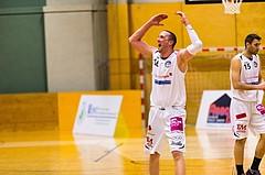 Basketball, ABL 2016/17, CUP 2.Runde, Mattersburg Rocks, Fürstenfeld Panthers, Corey HALLETT (16)