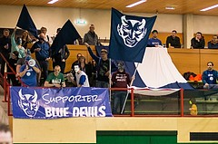 Basketball, ABL 2016/17, CUP 2.Runde, Blue Devils Wr. Neustadt, Oberwart Gunners, Blue Devils Fans