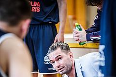 Basketball, Basketball Zweite Liga, Playoff: Viertelfinale 3. Spiel, Mattersburg Rocks, BBC Nord Dragonz, Felix Jambor (Head Coach)