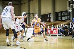 Basketball, 2.Bundesliga, Grunddurchgang 4.Runde, Mattersburg Rocks, BBU Salzburg, Dimitris Mouratoglou (55)