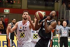 Basketball ABL 2015/16 Grunddurchgang 18.Runde WBC Wels vs BK Dukes Klosterneuburg