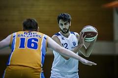 Basketball, 2.Bundesliga, Grunddurchgang 5.Runde, Mattersburg Rocks, Mistelbach Mustangs, Lukas Baumgartner (12)