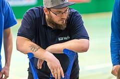 Basketball, ABL 2016/17, CUP 2.Runde, Blue Devils Wr. Neustadt, Oberwart Gunners, Thomas Kunc (Head Coach)