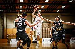 Basketball, ABL 2017/18, CUP 2.Runde, Mattersburg Rocks, Traiskirchen Lions, Jan Nicoli (3)