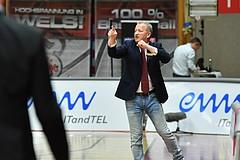 Basketball ABL 2016/17 Grunddurchgang 35. Runde  WBC Wels vs Traiskirchen Lions