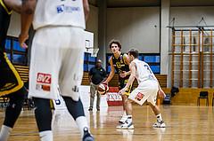 Basketball, Basketball Zweite Liga, Grunddurchgang 3.Runde, Mattersburg Rocks, Fürstenfeld Panthers, Lukas Hahn (6)