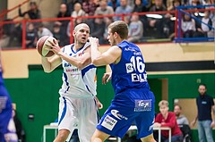 Basketball, ABL 2016/17, CUP 2.Runde, Blue Devils Wr. Neustadt, Oberwart Gunners,