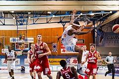 Basketball ABL 2016/17 Grunddurchgang 9.Runde Oberwart Gunners vs BC Vienna