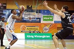 Basketball ABL 2016/17 Grunddurchgang 1.Runde Kapfenberg Bulls vs.Traiskirchen Lions