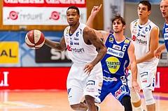 Basketball ABL 2015/16 Grunddurchgang 3.Runde Oberwart Gunners vs. Gmunden Swans